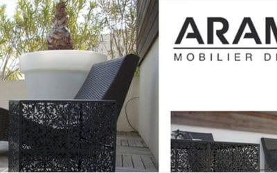 Aramo, du mobilier design Made in France