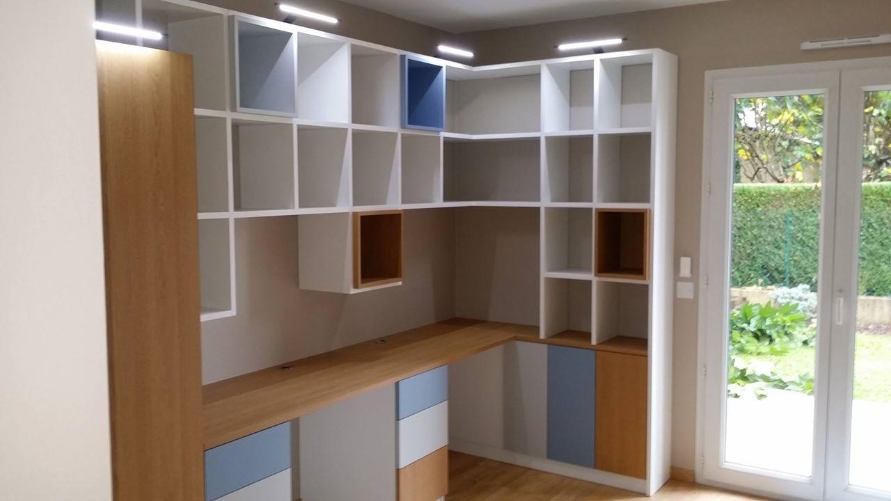 Ebeniste Mont De Marsan atelier richard, concepteur de mobilier sur-mesure | d'éco pau