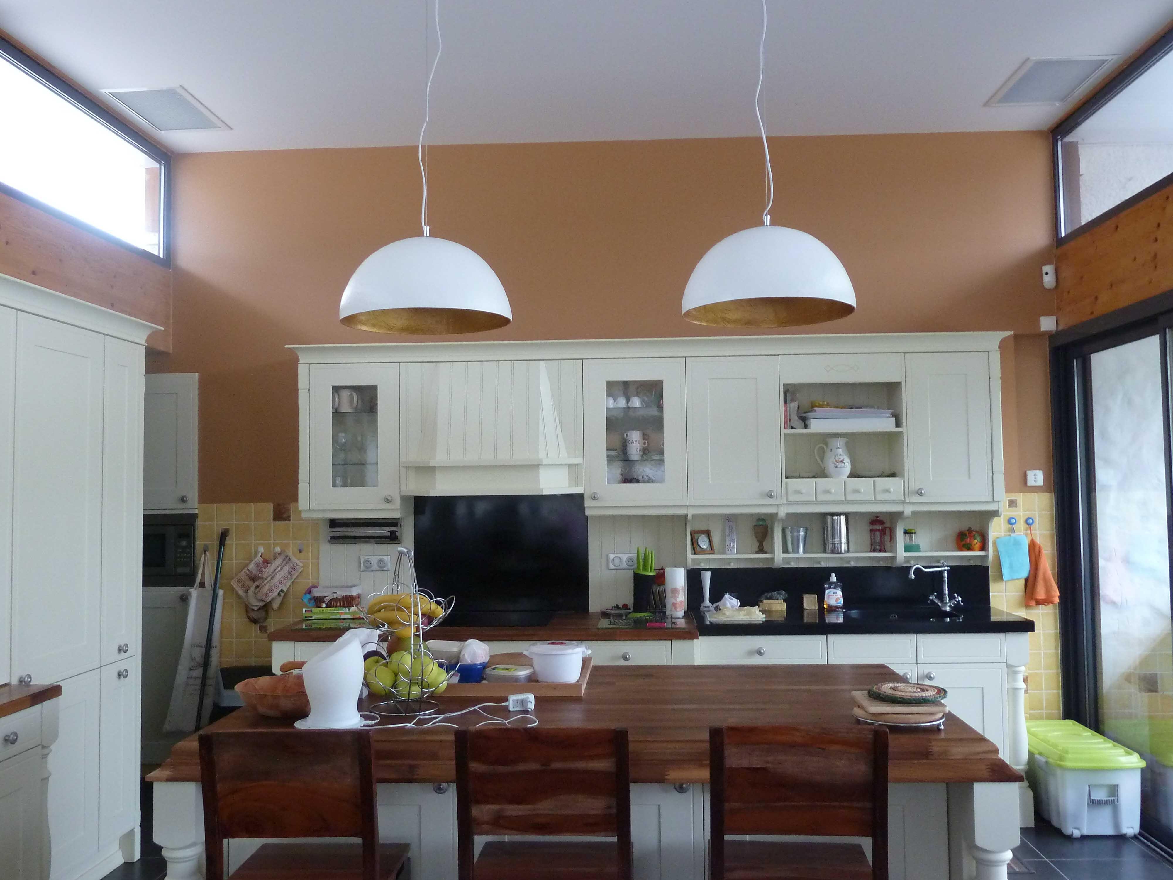 Photo Deco Avant Apres avant / après d'une cuisine de lons   d'éco pau aménagement