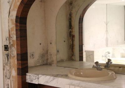 Salle de bain parenatale