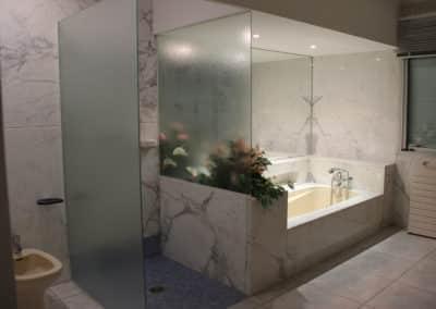 Salle de bain suite parentale avant