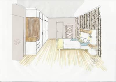 perspective-projet-aménagement-chambre