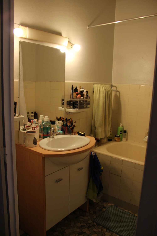 Lavabo Pour Petit Espace optimisation de petit espace: salle de bain - d'éco pau
