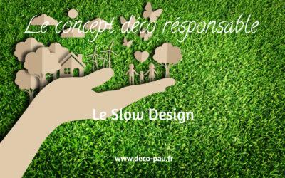 Tendance déco  2021 et Slow Design